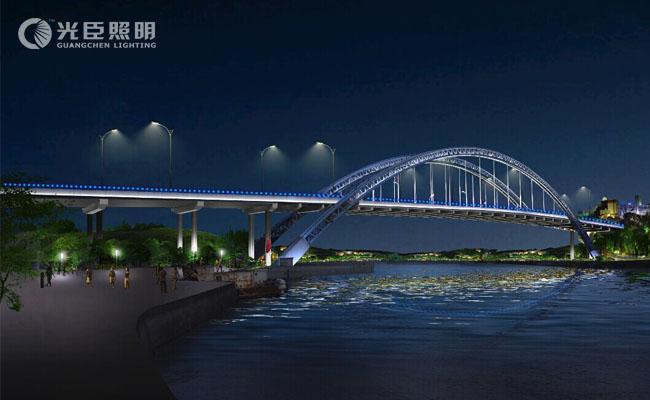 【浙江】舟山江南大桥亮化工程