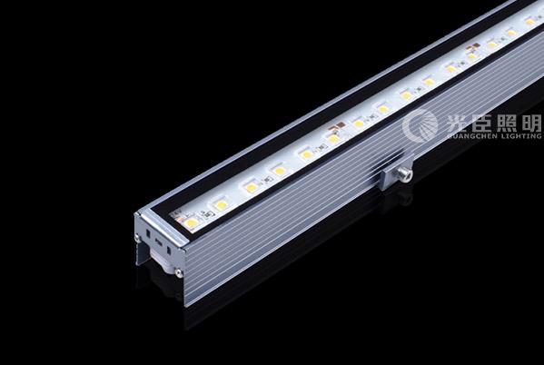 用了几年的LED全彩线条灯想维修更换,为什么这么难找?