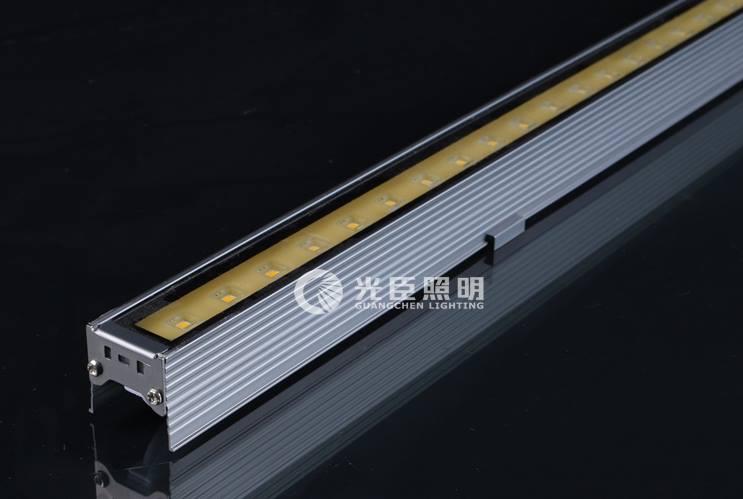 LED线条灯和灯带,哪种更适合LED楼体亮化工程