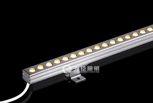 led洗墙灯做低压24v有哪些好处?