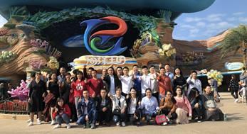 光臣照明2018年珠海长隆海洋王国之旅
