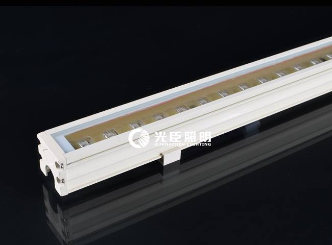 现货供应,DMX512全彩八段线条灯,工程推荐
