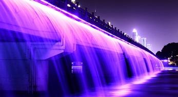 11年户外亮化灯具厂家来分析桥梁景观亮化照明工程的要点