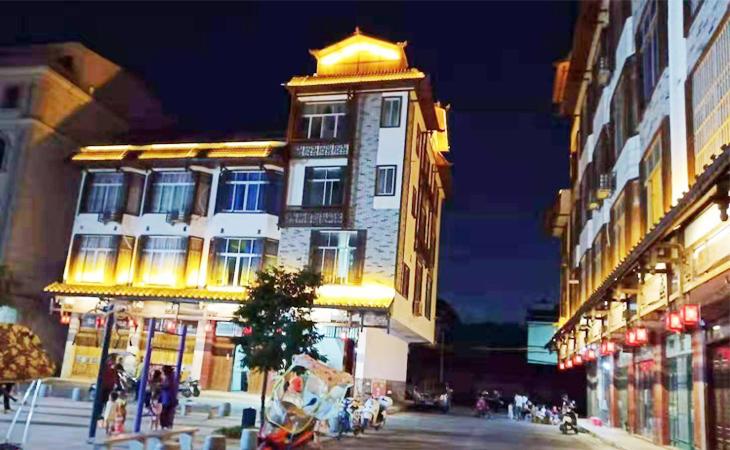 【广西】南宁乡村改造亮化工程