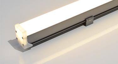 一款实现零暗区效果的LED线条灯