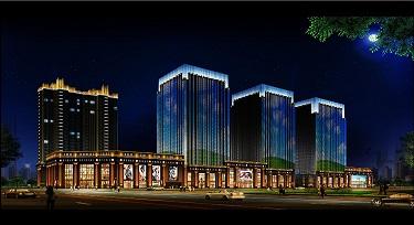 商业楼体亮化效果如何设计才更美观呢?