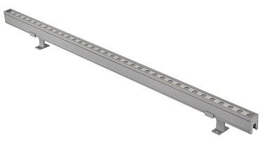 亮化灯具生产厂家浅谈LED线条灯产品定位