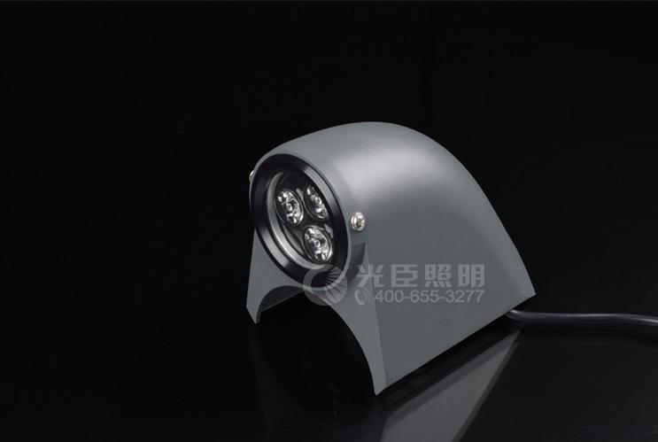 3W/6W LED瓦楞灯/瓦片灯/月牙灯