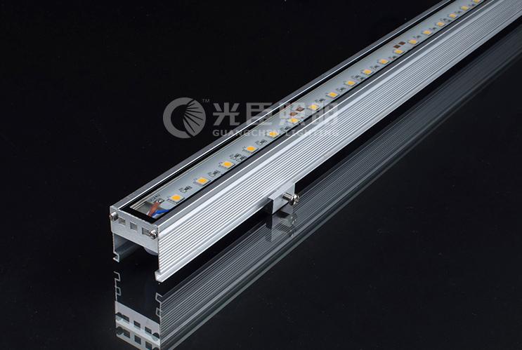 30*30铝材LED线条灯