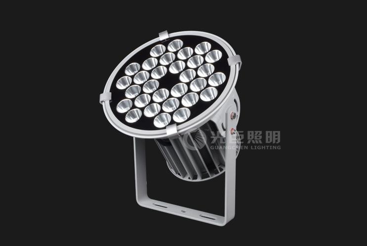 100W大功率LED投光灯 300MM