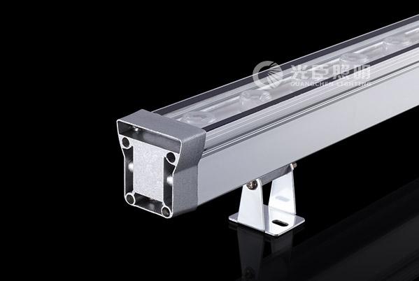 46*46铝材大功率LED洗墙灯