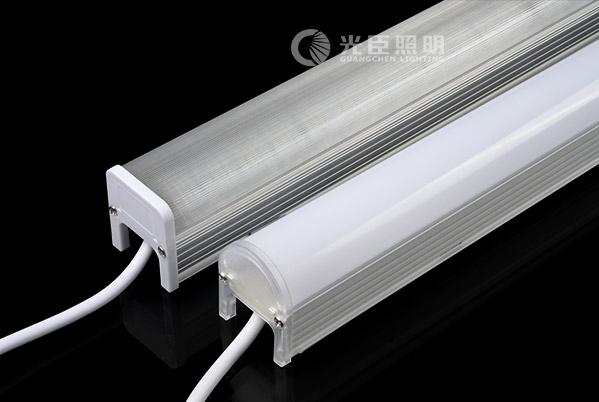 40*46铝材LED护栏管