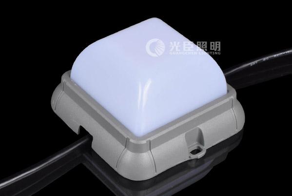 120MM 新款面包LED点光源