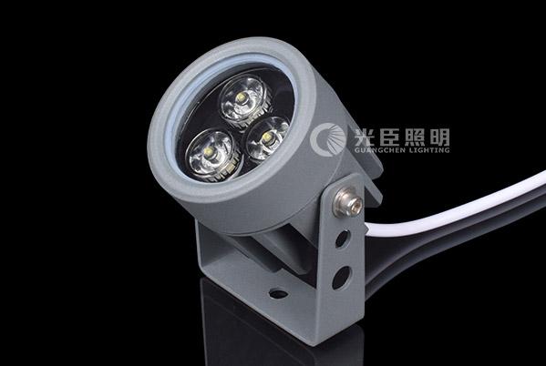 Φ60圆形3W大功率LED投射灯