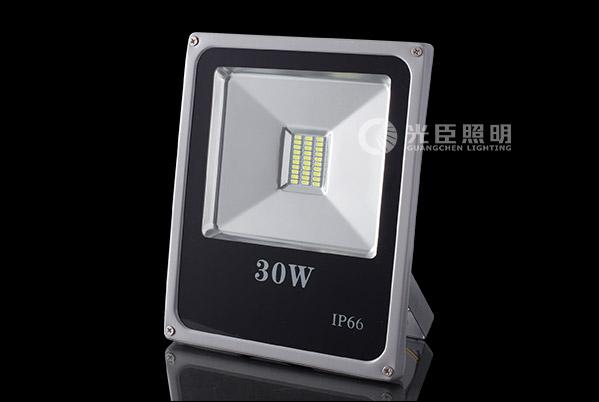 30W贴片LED泛光灯