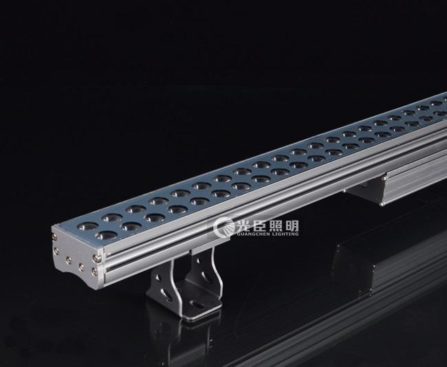 6640双排72W大功率洗墙灯