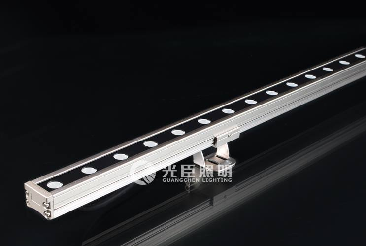 结构防水LED洗墙灯