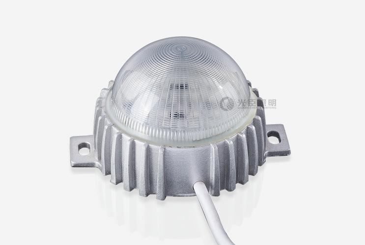 85MM压铸铝座LED点光源